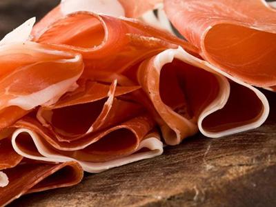 Degustazione Prosciutto Veneto DOP