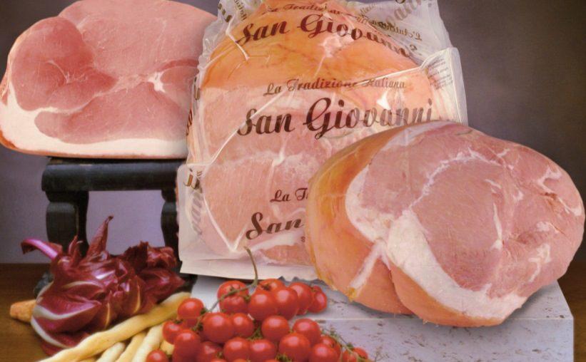 """Degustazione Prosciutto Cotto """"San Giovanni"""""""